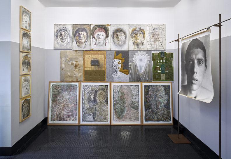 Installationsansicht Klaus Elle Daniela Hinrichs DEAR