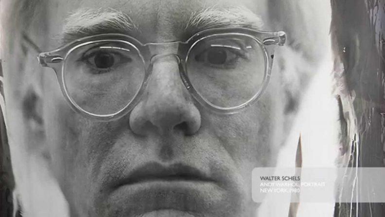Walter Schels Andy Warhol Portrait